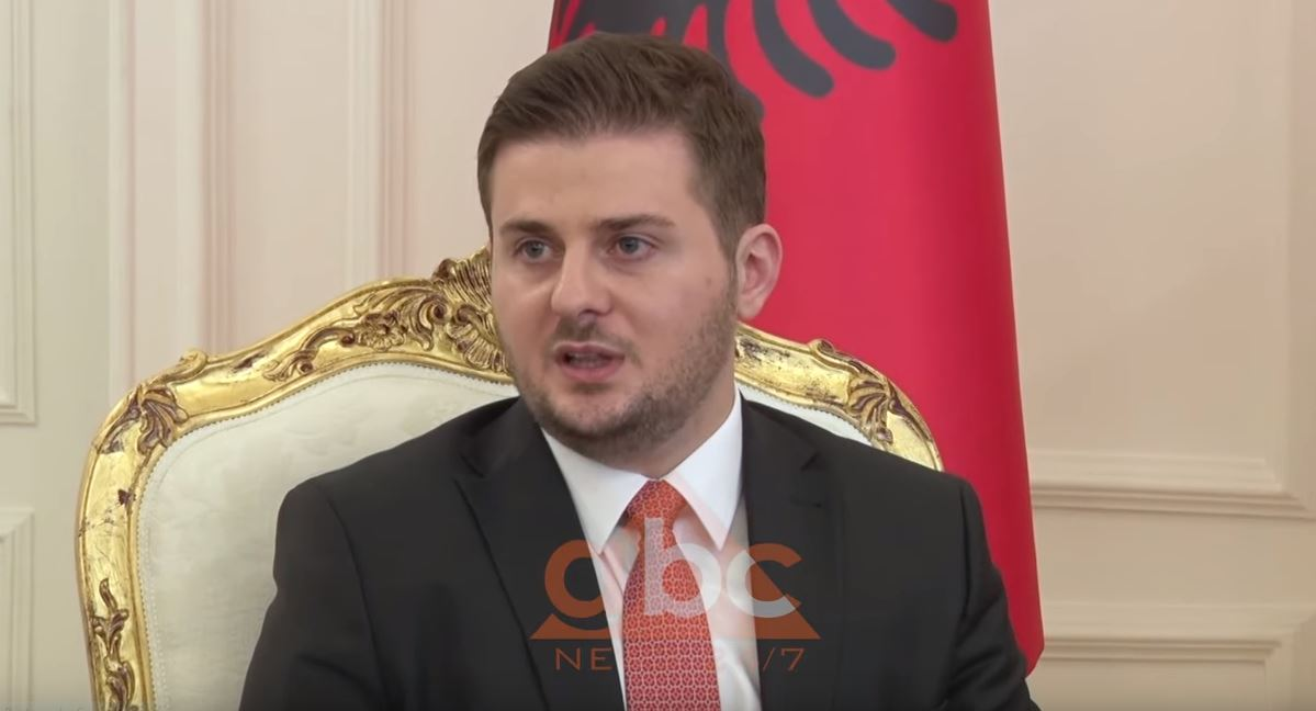 Gent Cakaj proposes that Kosovo and Albania have joint embassies