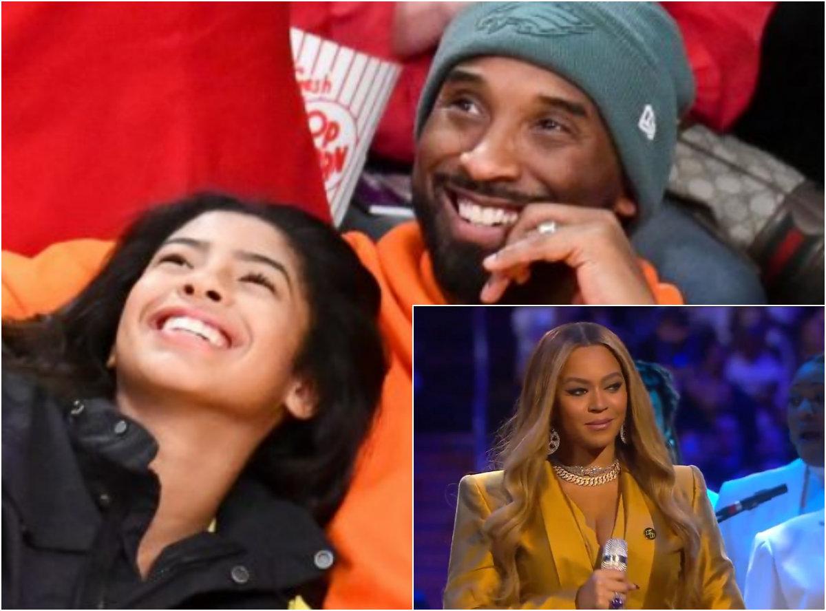 """""""Ishte fyerje për familjen e Kobe Bryant""""- Beyonce nuk lejon ti bëhen fotografi në memorialin e Kobe Bryant"""