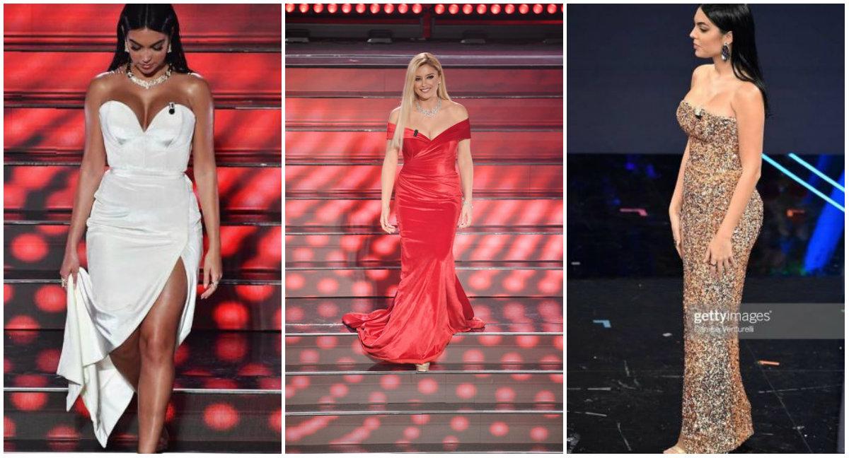 """""""Sanremo"""" dominohet nga stilistët shqiptarë"""