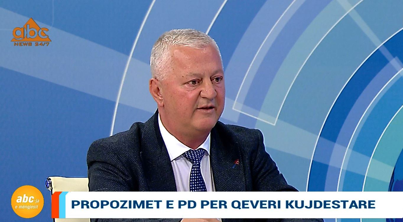 """""""PD e vendosur që të mos ketë qeverisje me PS-në"""", Frrokaj: Qeveria kujdestare me persona jo politike"""