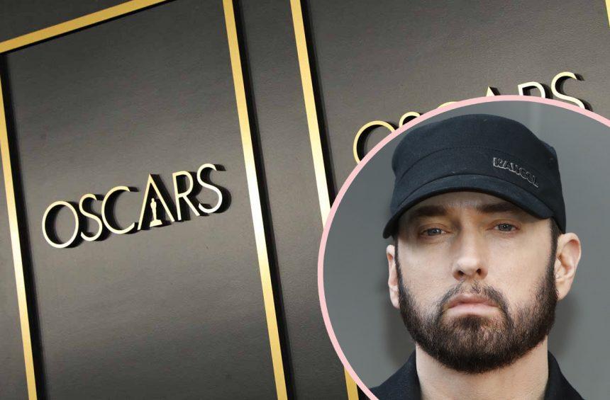 Eminem performon për herë të parë pas 17-viteve këngën fituese në Oscars