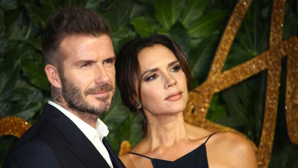 """""""E ruaj ende biletën me numrin e saj"""", David Beckham rrëfen  takimin e pare me Victorian"""