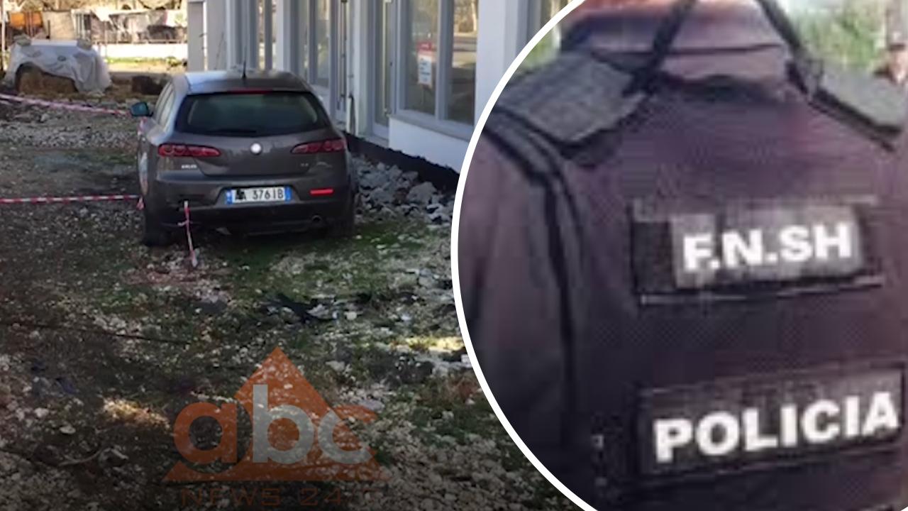"""Polici ishte """"tapë"""" në timon, i hyri në shtëpi dhe e plagosi: Dalin pamjet nga aksidenti në Fier"""