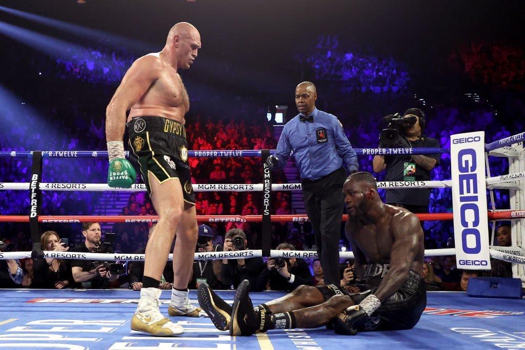 """""""Ndeshu me Joshua ose Wilder"""", ofertë faraonike nga Arabia për Tyson Fury"""