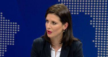 """Ligji """"Anti-KÇK"""", ministrja Gjonaj flet për goditjet e forta"""