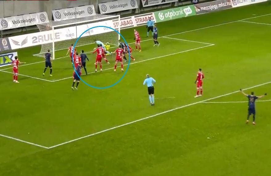 """VIDEO/ Memolla e Hasani """"qajnë"""" në fund, u shënon portieri kundërshtar"""