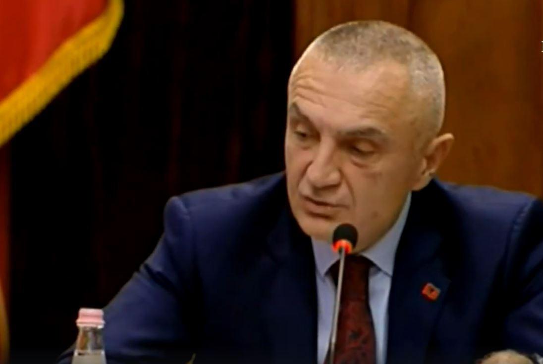 """""""Prova të reja për grushtin e shtetit"""", presidenti Meta paralajmëron tjetër konferencë për mediat"""