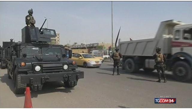 """""""Jemi më afër nga sa mendoni"""", sulm me raketa pranë ambasadës së SHBA-së në Irak"""