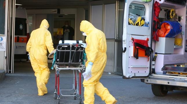 Më pak sot, Italia raporton vdekjen e 889 personave brenda 24 orëve nga koronavirusi