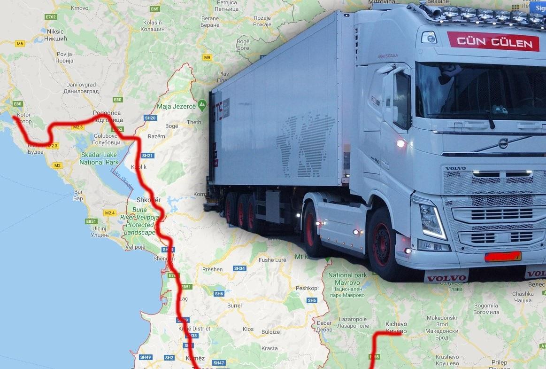 Kamioni me kokainë kaloi nëpër Shqipëri, ministri maqedonas: Sasia ishte e madhe, ne kapëm 1 kg
