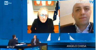 """""""Më falni jam i ftohur"""", kryebashkiaku italian deklaron në emision: Nuk e bëra testin e Koronavirusit, mungonin tamponët"""