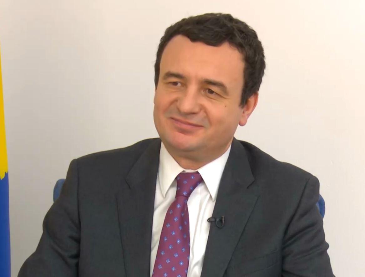 """""""Dialog me Serbinë"""", Kurti: Grenell i ka dhënë energji të re procesit"""