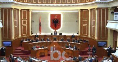 """Miratohet me 89 vota në Kuvend """"Anti-KÇK-ja"""""""