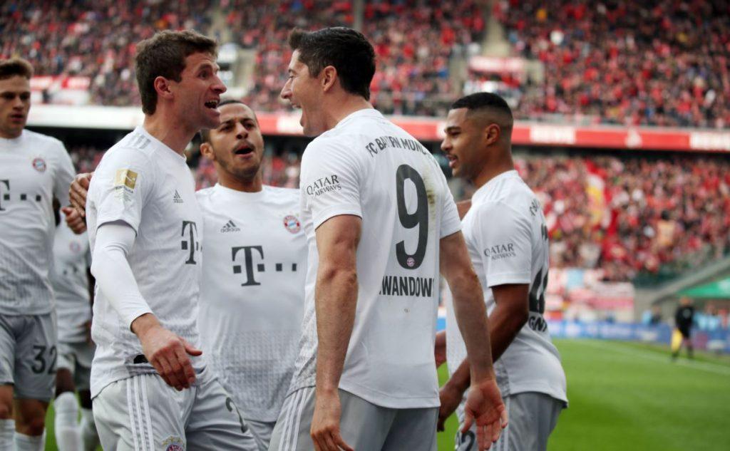 Rrjeta ndaj Koln, Lewandowski arrin në një kuotë absurde golash këtë sezon