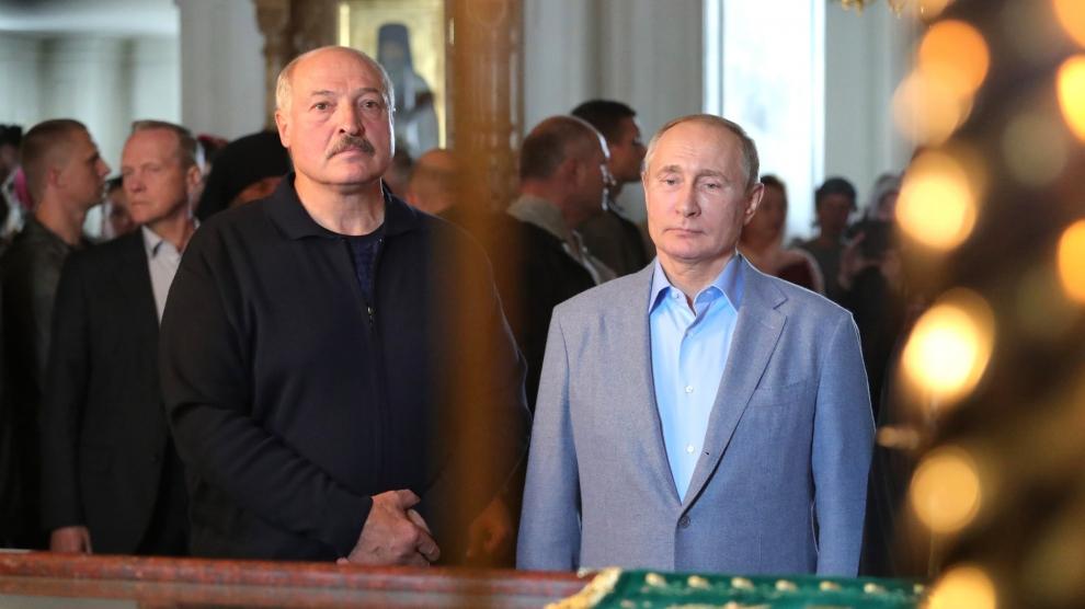 Putin takon homologun Lukashenko, s'ka marrëveshje për naftën