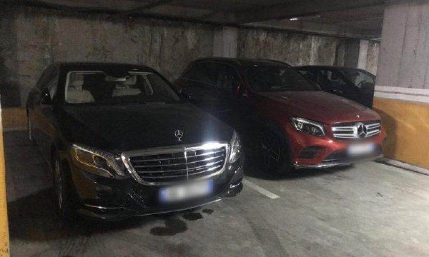 """Operacion """"blic"""" në Gjirokastër, sekuestrohen makina luksoze: Shoqërohen 9 """"të fortë"""""""