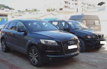 Bllokohen 10 makina luksoze në Durrës