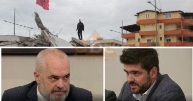 Gazetari Mema debat me Ramën në Komitetin e Rindërtimit: Hiq TVSH, po merr shteti vlerën e një shtëpie