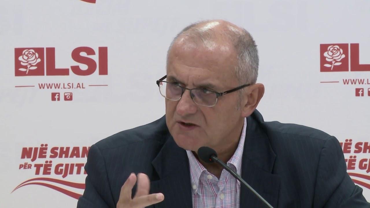 """""""Rama po shkatërron Reformën në Drejtësi"""", Vasili thirrje SHBA dhe BE: Është koha për të vepruar"""