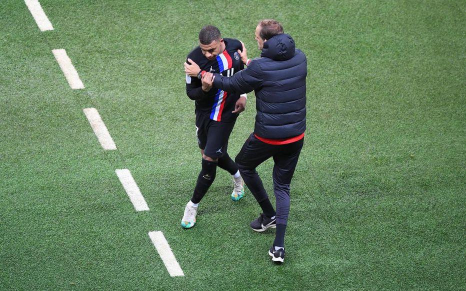 Përplasja me Tuchel, Reali përfiton dhe bën ofertën e bujshme për Mbappe