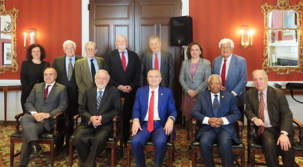 Meta takim me Këshillin i Ambasadorëve: Shqipëria beson në angazhimin e SHBA-ve në Ballkan