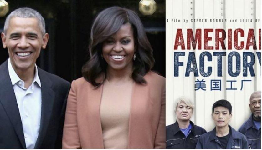 """""""Histori prekëse"""", Barack dhe Michelle Obama fitojnë një çmim """"Oscar"""""""