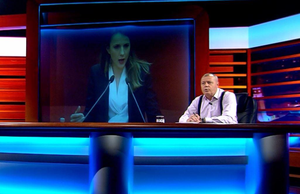 Deklarata e fortë e Mustafa Nanos: Rudina Hajdari nuk e ka të gjatë në politikën shqiptare