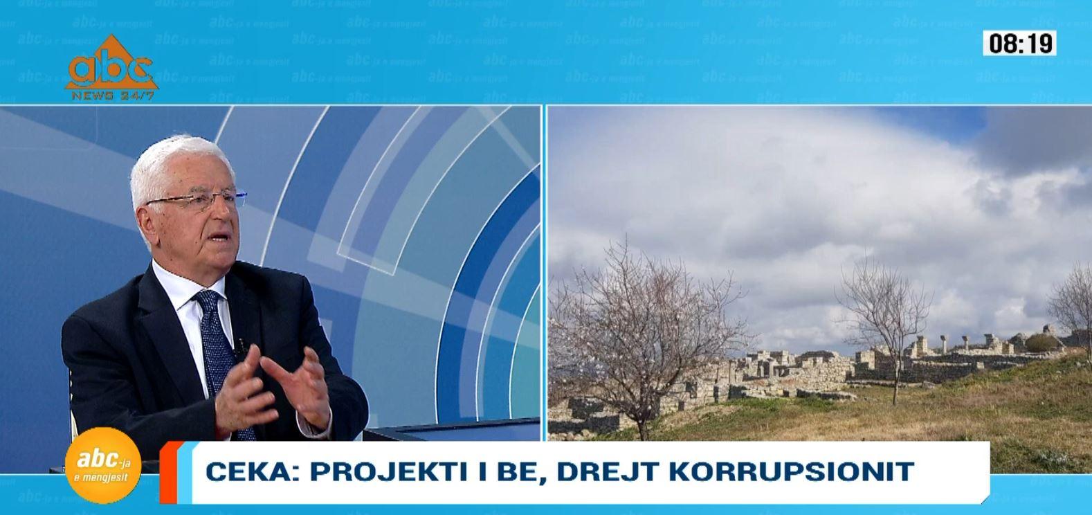 """""""Rronço-bonçot po përpiqen të vjedhin fondet e Bylis"""", Ceka: Jam gati të përballem me Luigi Sorecën"""