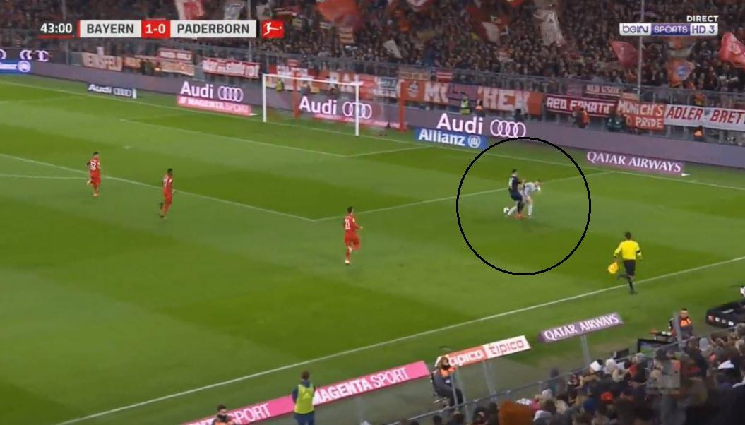 """VIDEO/ Neuer """"merr kot"""", Paderborn befason bavarezët në fund"""