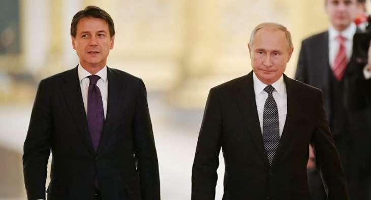 Putin dhe Conte bisedë telefonike, diskutojnë tensionet në Libi