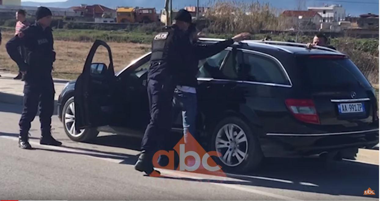 """Policia """"blindon rrugët"""", shumë verifikime por pak sekuestrime"""