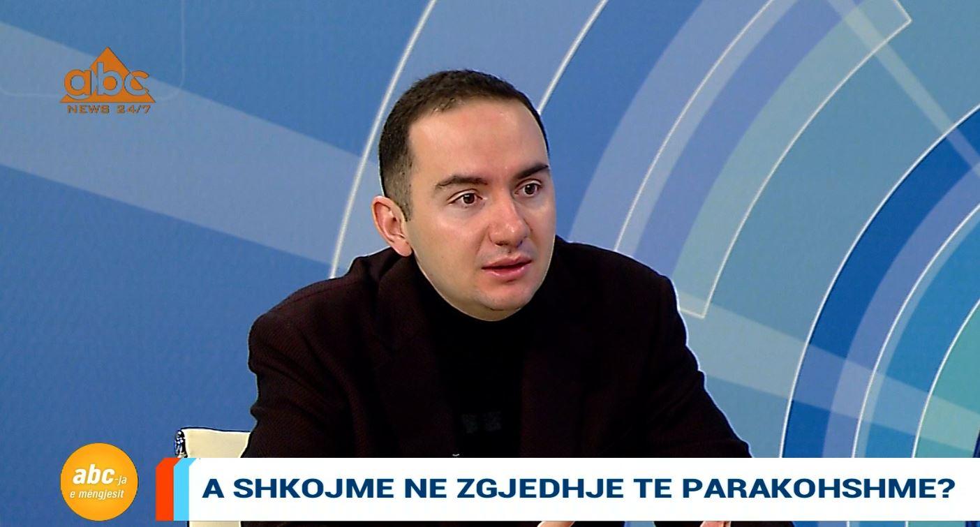 """""""Zgjedhjet e parakohshme në 2020 janë domosdoshmëri"""", Ervin Salianji: Janë zgjidhja e vetme e krizës"""