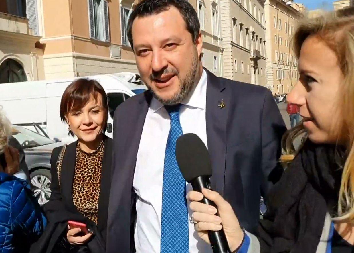 Salvini akuzohet për sekuestrim personash, senati autorizon nisjet e procesit gjyqësor
