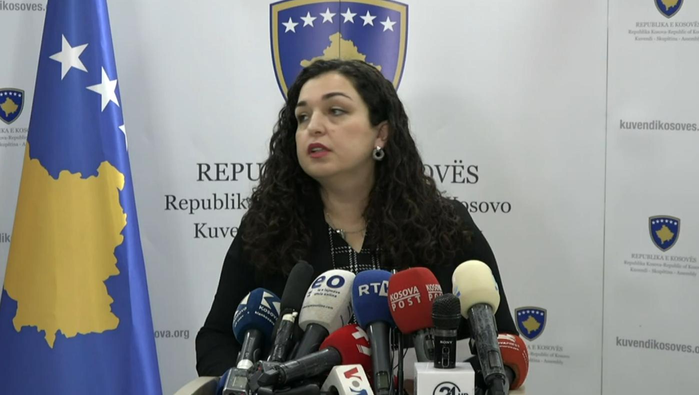 PDK bojkoton kryesinë e Kuvendit të Kosovës, Osmani: Bojkoti është politik