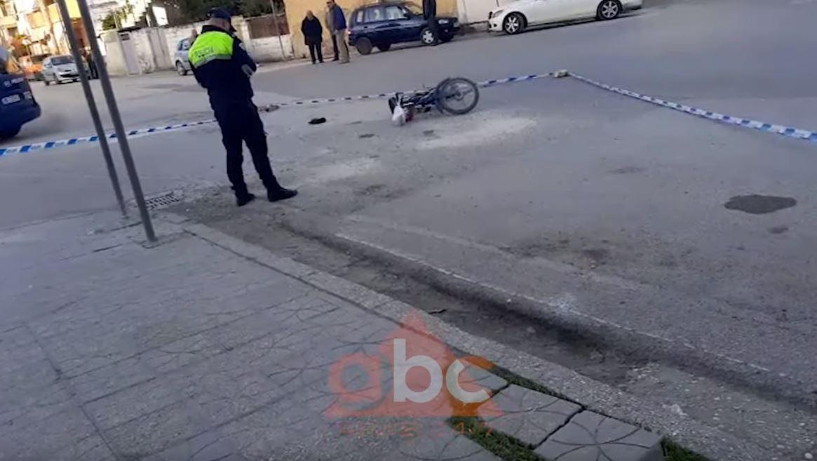 Aksident në Korçë, plagoset 1 person
