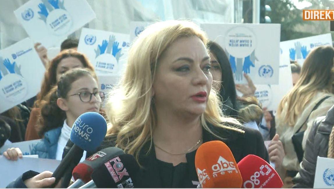 """""""Qytetarët të braktisur"""", PD marshim kundër kancerit: E duam jetën, e duam veten tonë"""