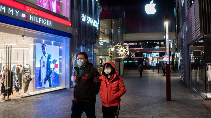 """Koronavirusi """"gjunjëzon"""" ekonominë, pesë milionë kinezë humbin vendet e punës"""