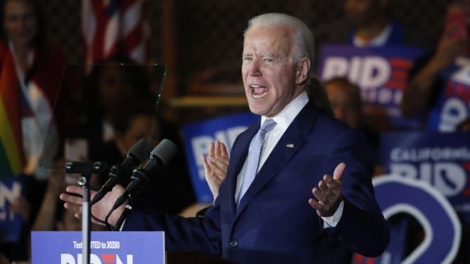 Joe Biden fiton 9 nga 14 shtete, Sanders rradhitet i dyti