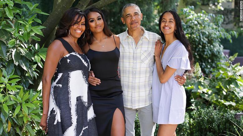 Nuk i shpëton as familja Obama mësimit online, Michelle përshkruan ditët e karantinimit