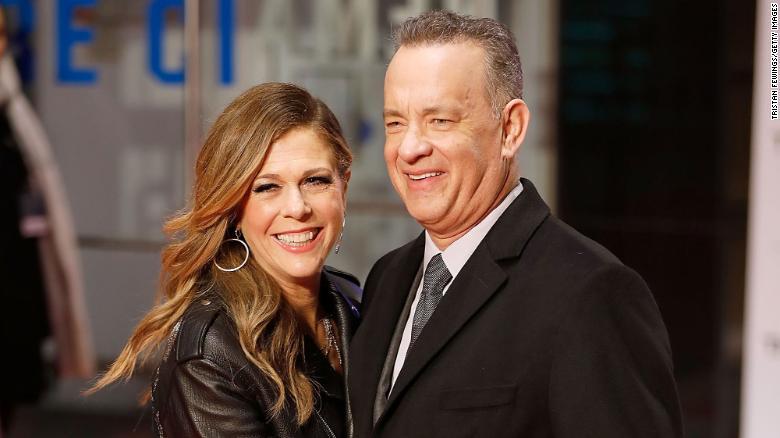 Koronavirus/ Tom Hanks dhe e shoqja  dalin nga spitali