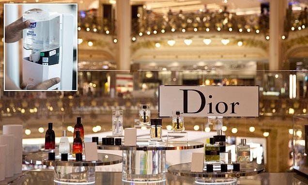 Firmat franceze braktisin parfumet dhe nisin prodhimin e dezinfektantëve: Do t'i dhurohen autoriteteve shëndetësore