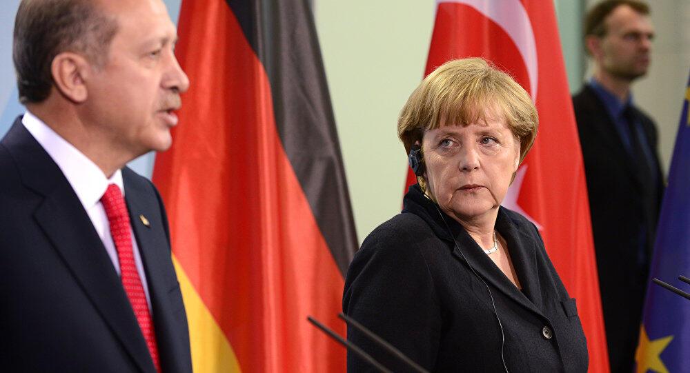 Erdogan thirrje kancelares gjermane: Ligjet e migracionit Turqi-BE nuk po funksionojnë, rishikojini