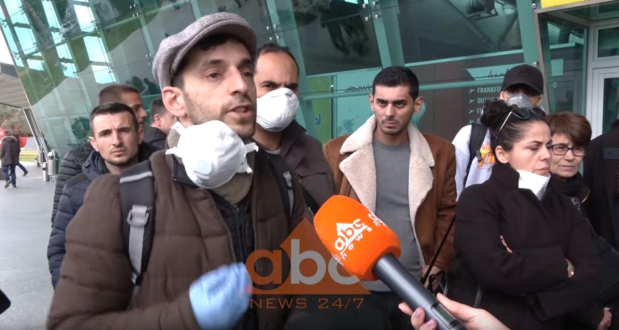 """""""Unë po shkoj te rreziku"""", kaos në aeroportin """"Nënë Tereza"""": Pezullohen udhëtimet drejt 12 destinacioneve në Itali"""