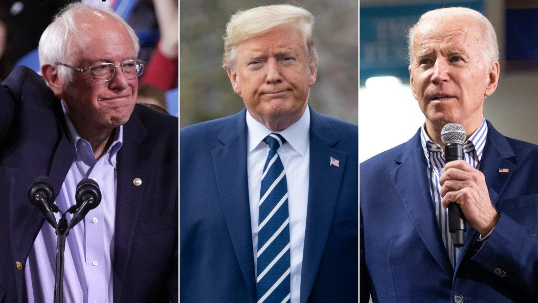 Presidenti i SHBA do të jetë me siguri një burrë rreth të 70-ave