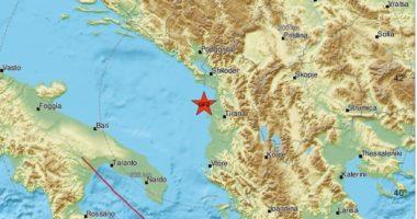 Nuk mjafton koronavirusi, tërmeti me magnitudë 4.3 Richter godet Shqipërinë: Ku ishte epiqendra