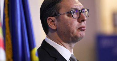 Presidenti Vuçiç në SHBA: Pa u hequr taksa nuk ka vazhdim dialogu me Kosovën