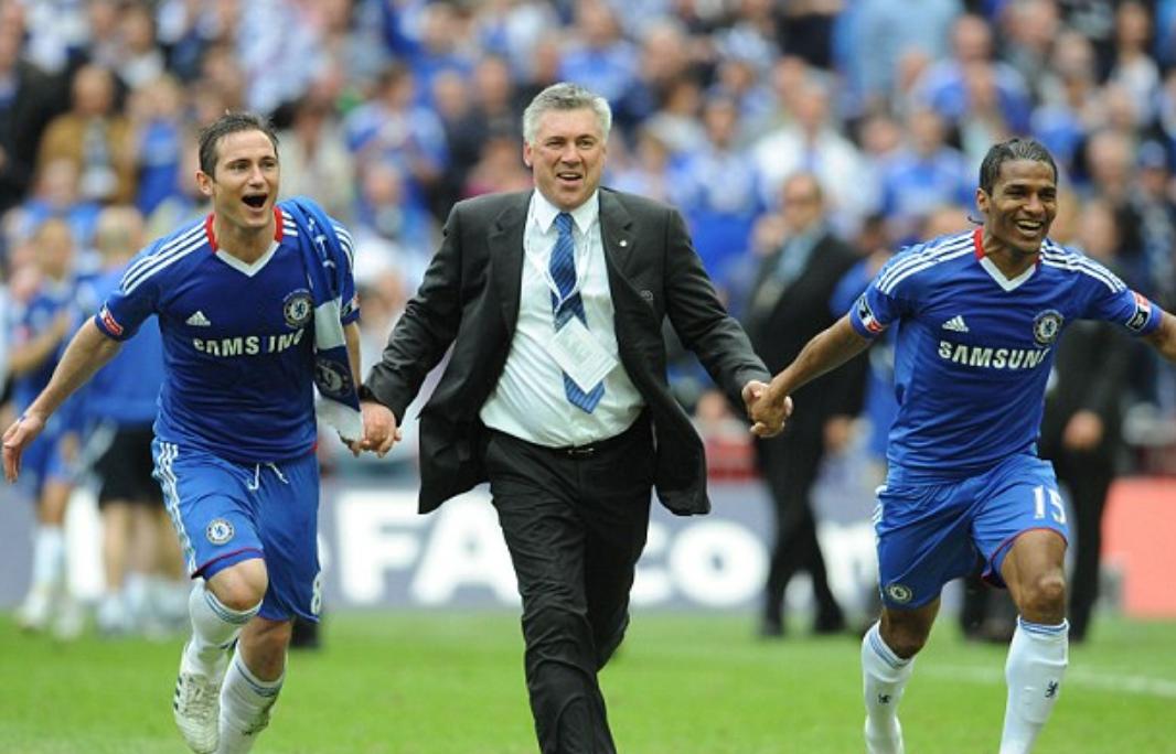 Lampard: Jam zbavitur me Ancelottin, askush nuk e ka harruar te Chelsea