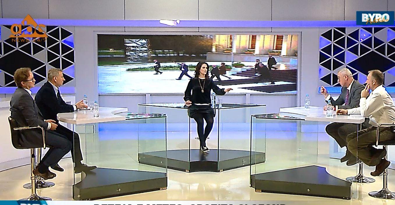 """""""Ka të drejtë morale PS të gjykojë Metën?"""" Bojaxhi: Presidenti nuk mund të përfaqësojë ndryshimin"""