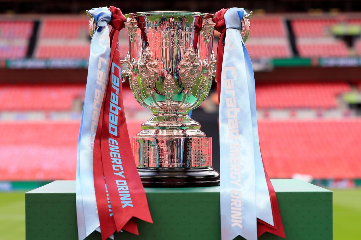 Carabao Cup 2020 - 2020-21 Chelsea UCL & FA CUP & CARABAO ...