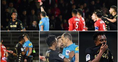 Shtyu arbitrin në Francë, ylli i Monaco nuk falet dhe merr dënimin e rëndë